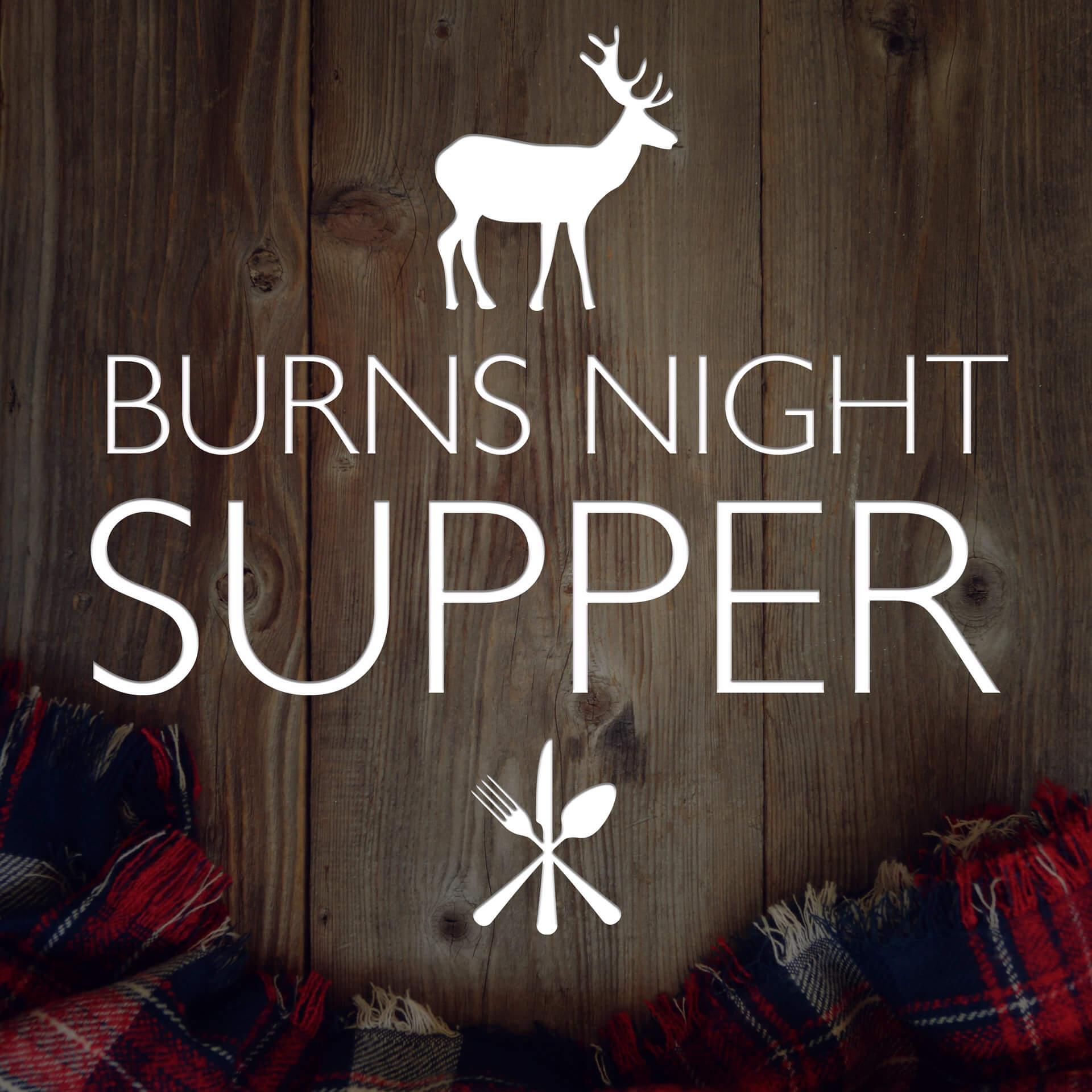 Toast Burns Night With Us - The White Hart Hotel Dartmoor
