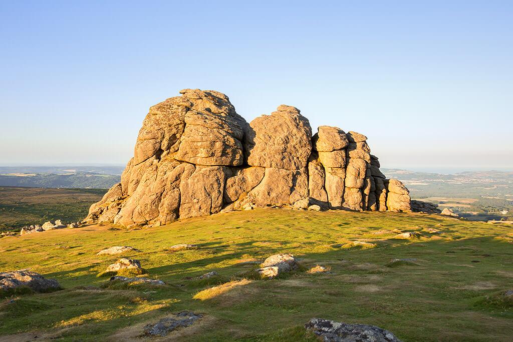 ADVENTURE at the hart of Dartmoor